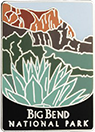 Big Bend National Park Logo