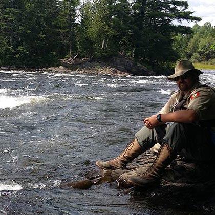 Jason Cross, Owner of Smoking Rivers