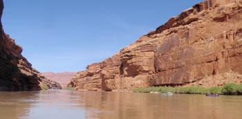 San Juan River Canoe Trips